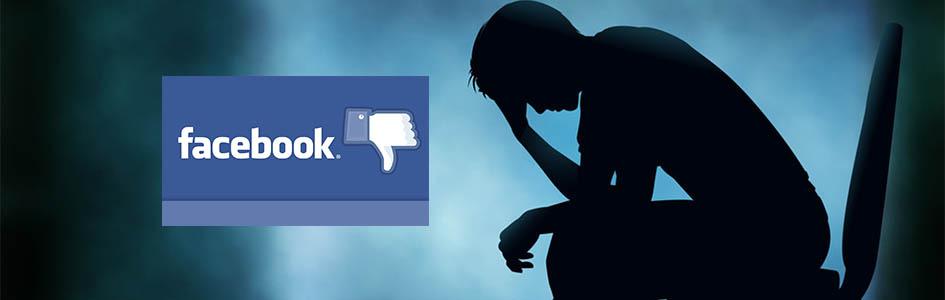 Študije kažejo, da vas brskanje po Facebooku lahko naredi nesrečne.