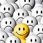 znebite se negativnosti in mislite pozitivno