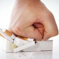 ustavite kajenje