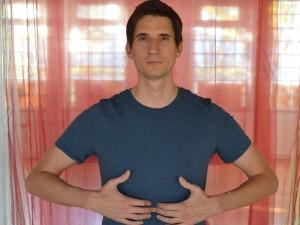 Center moči (CV 12 – Ren Mai) Pozitivni učinki: Lajša kolcanje, trebušne krče, prebavne motnje, zgago, zaprtje, čustveni stres in glavobol.