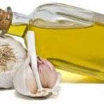 česnovo olje proti vnetju ušes
