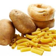 Škrobna živila škodujejo koži
