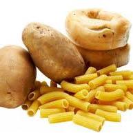 Škrobna živila