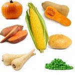 Škrobna zelenjava