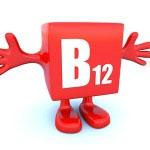 b 12 proti slabokrvnosti