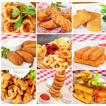 ocvrta hrana se ne priporoča pri slabokrvnosti