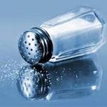 Za hitro okrevanje pri zlatenici se je potrebno izogniti dodajanju soli v hrano.