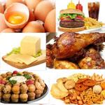 Visoka vsebnost holesterola