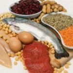 visoko proteinska hrana za nizek pritisk