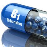 Vitamin B1 zmanjšuje srčne aritmije