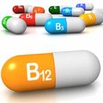 Vitamin B12 sodeluje pri nastajanju mielinske ovojnice, zaradi česar je nepogrešljiv dodatek pri bolnikih z multiplo sklerozo.