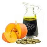bučno olje ima eliko cinka in je dobro za prostato