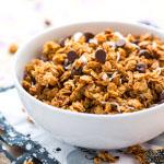 kosmiči - granola so bogati z fosforjem