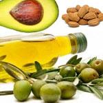 olivno, jajca, mandeljni proti aterosklerozi