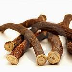 sladki koren za zdravo kožo