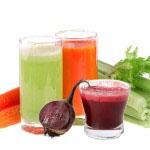 Sokovi iz zelenjave so namenjeni razkisanju telesa.