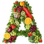 Vitamin A se skriva v zeleni in rumeni zelenjavi.