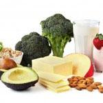 hrana s kalcijem
