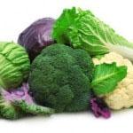 Zelje in druga zelenjava iz družine križnic