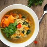 zelenjavna juha