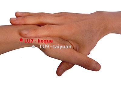 Lu 7 a