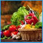 hrana, ki zdravi in hrana, ki škoduje