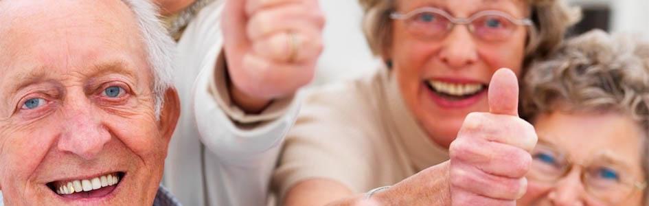 starejši ljudje so srečnejši