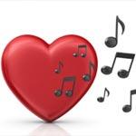 glasba zdravi bolezni srca
