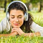 intenzivno poslušanje glasbe