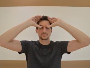 Vrtanje bambusa (B 2 – Mehur) Pozitivni učinki: Lajša prehlad, zastoj sinusov, prednje glavobole in utrujene oči.