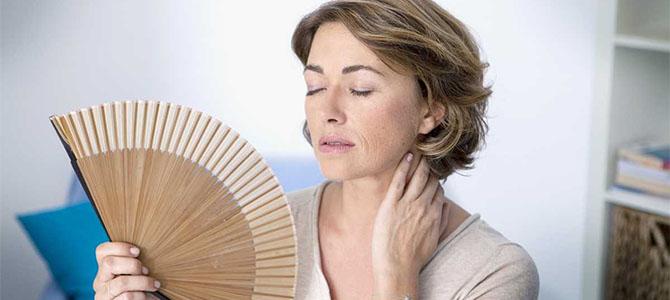 odpravite simptome menopavze z akupresuro