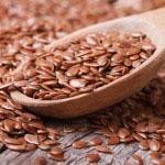 lanena semena vsebujejo veliko omega 3 maščob in so dobra za kožo