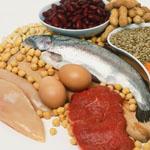 Beljakovinska hrana