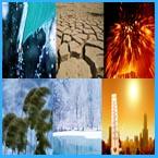 Šest oblik zla (Šest podnebnih lastnosti, ki vplivajo na zdravje)