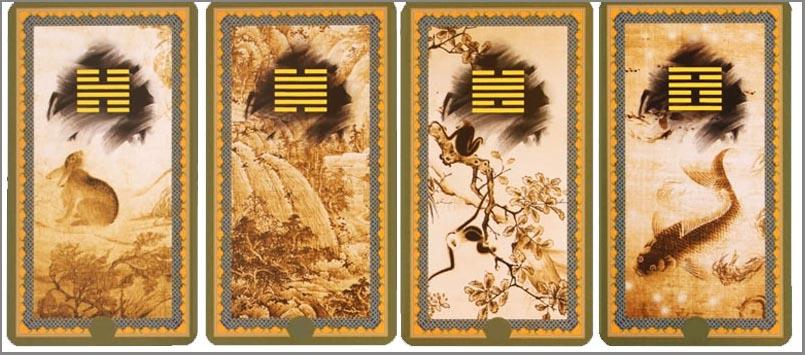 I Ching (Knjiga premen ali Knjiga sprememb)