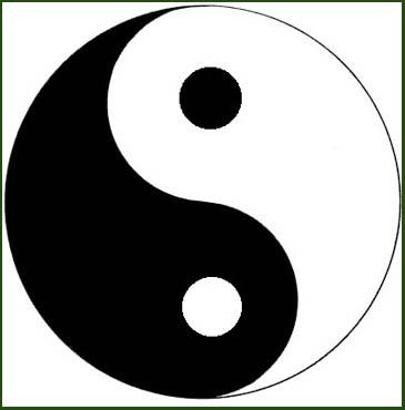 jin in jang simbol